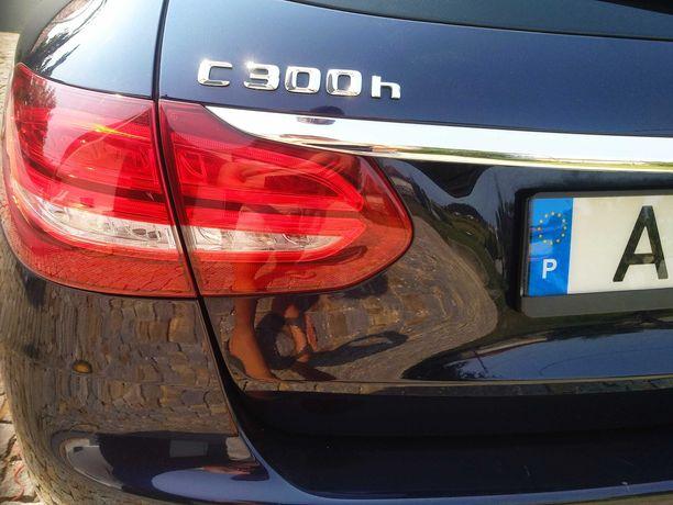 Mercedes C300hybrid automatica 7vel. 29900€