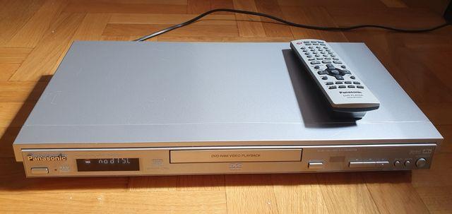 Odtwarzacz DVD i CD Panasonic