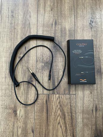 Kabel spiralny v-moda CoilPro do sluchawek dj-skich v-moda
