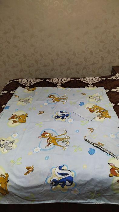 Комплект в детскую кроватку Полтава - изображение 1