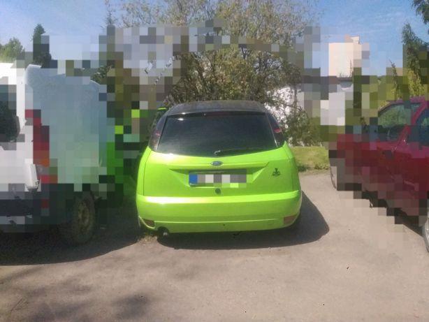 Ford Focus MK1 Lift hatchback auto na części zielony