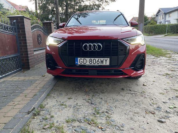 Audi Q3 pierwszy właściciel Salon polska