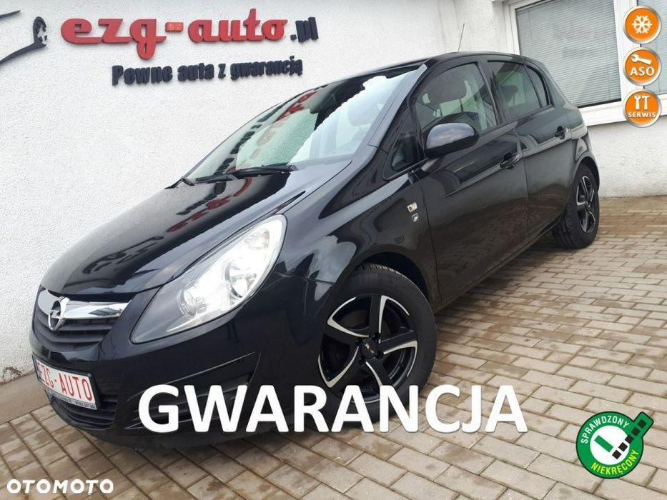 Opel Corsa 111 Jahre ładna wyposażenie Gwarancja Zgierz - image 1