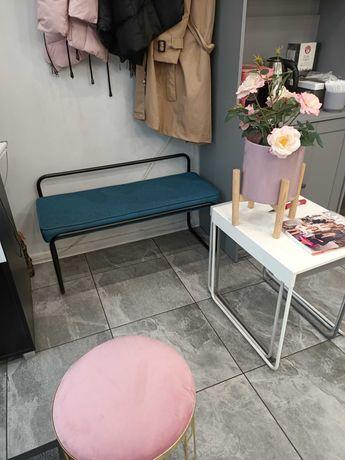 Mini ławka do siedzenia