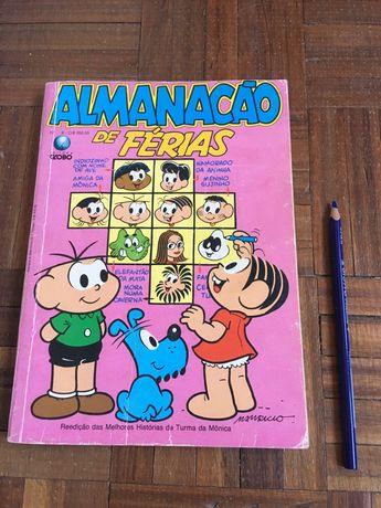 Almanacão de Férias - 1990