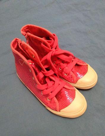 Кеды кросовки Новые 32-33 размер