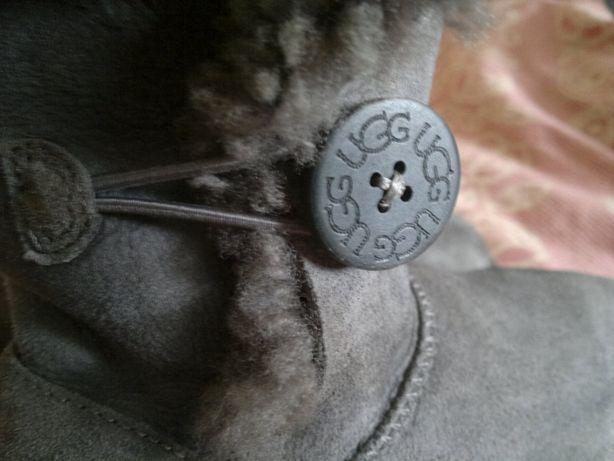 Угги UGG ботинки Australia Bailey Button ecco scarpa Оригинал 37р 38р