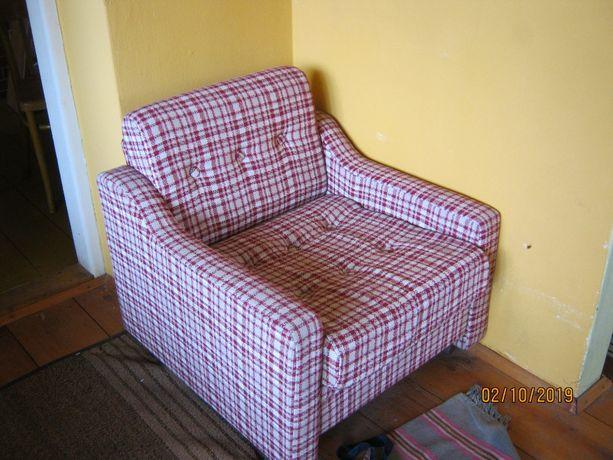 komplet wypoczynkowy-fotele i kanapa