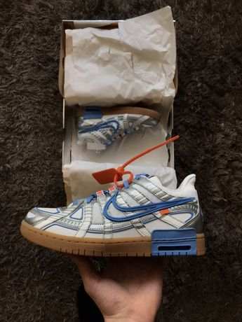 Nike Rubber Dunk Off White