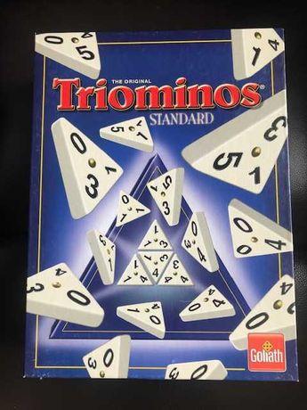 Gra rodzinna - Triominos - odmiana domino