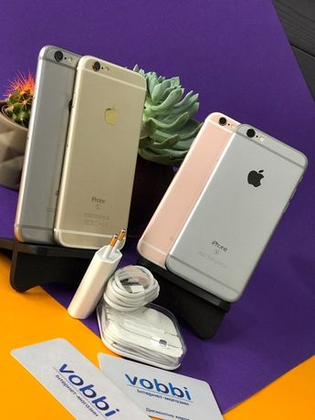iPhone 6/6s 16/32/64/128(купить/айфон/телефон/гарантия/-50%/скидки)