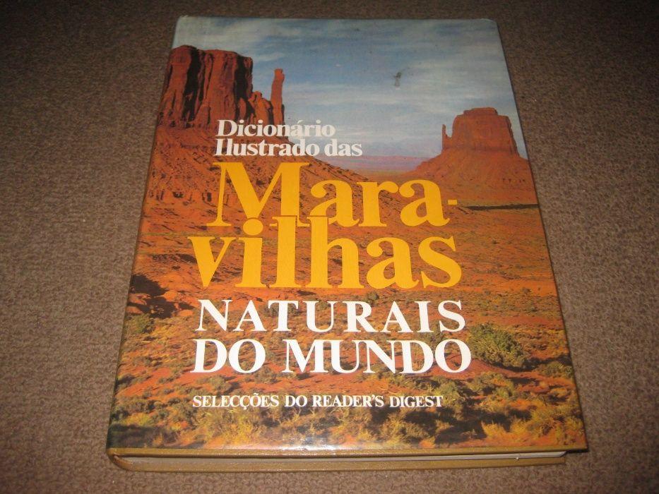 """Livro """"Dicionário Ilustrado das Maravilhas Naturais do Mundo"""" Paços de Ferreira - imagem 1"""