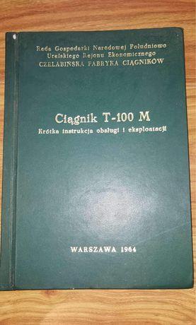 Katalog ciagnik staliniec T-100 M