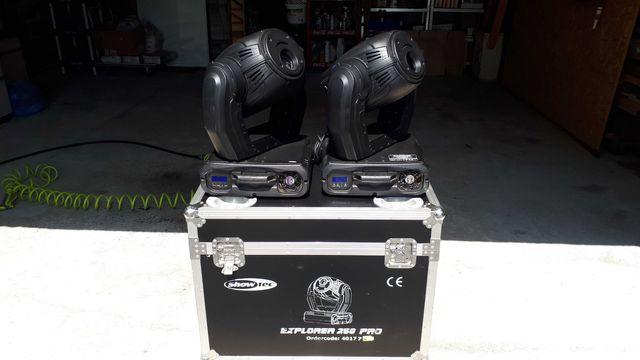 SHOWTEC Explorer 250 Pro