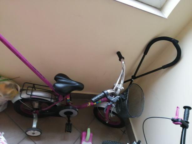 Rower dla dziewczynki 14