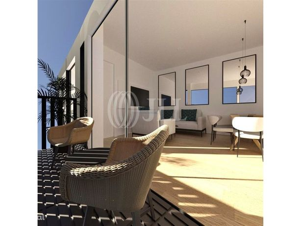 Apartamento T2 com Varanda Príncipe Real 28