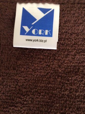York nowy recznik kapielowy brazowy 70x140cm