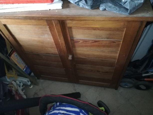 Szafka,komoda drewniana do renowacji
