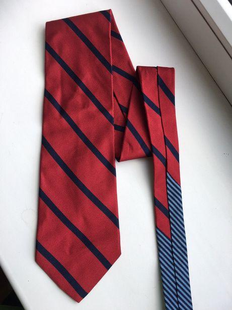 Брендова краватка TOMMY HILFIGER галстук оригінал фірмовий