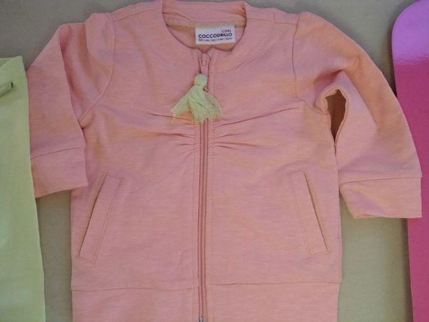 Bluza Coccodrillo rozmiar 68 - Nowa
