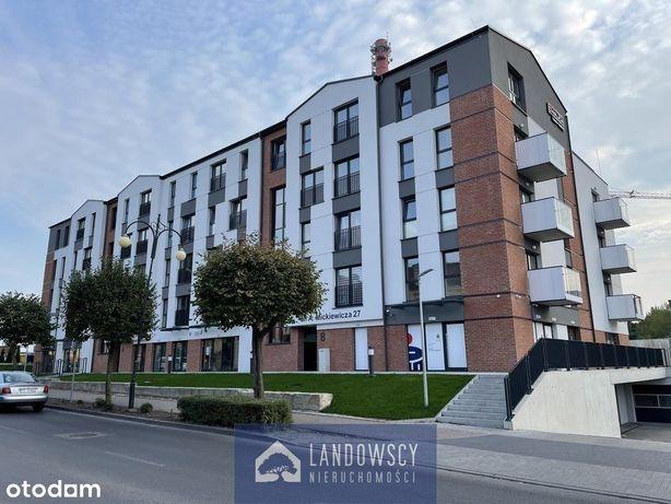 Nowe mieszkanie 27m2 z tarasem 9m2, windy