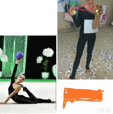 Продам комбинезон для художественной гимнастики