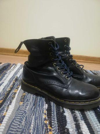 DR. Martens - Nº39 1460 Pascal Virginia Leather Azuis