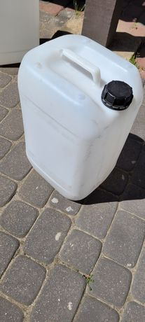 Bańka Bańki Karnister 25 litrów