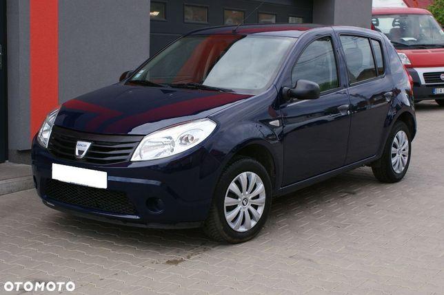 Dacia Sandero Oryginalny Lakier Serwisowany Stan Bardzo Dobry Po Opłatach Gwarancja