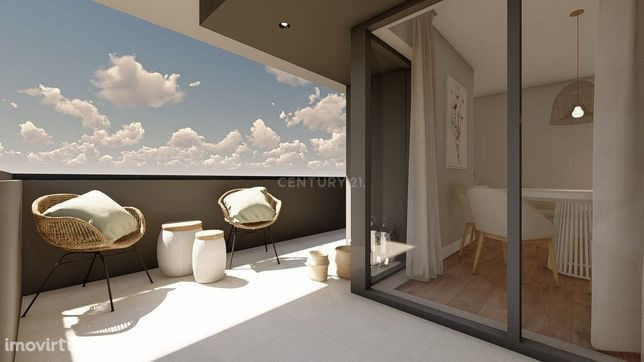 Apartamento T2 - 109,80m2  - Empreendimento Nova Portela