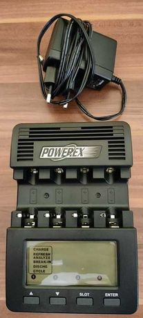 Ładowarka do akumulatorów Powerex MAHA MH-C9000