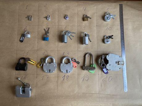замок с ключами
