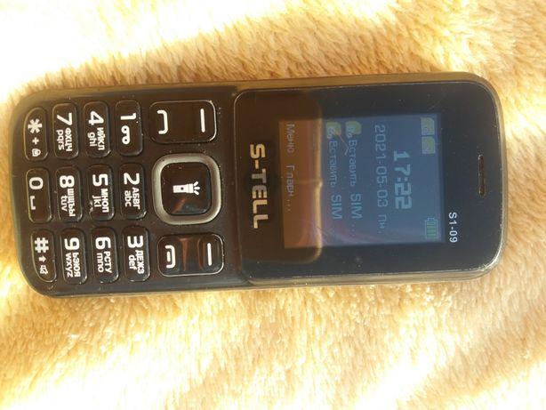 Телефон S-TELL S1-09