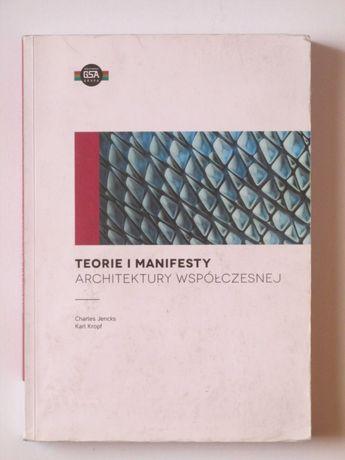 Teorie i manifesty architektury współczesnej
