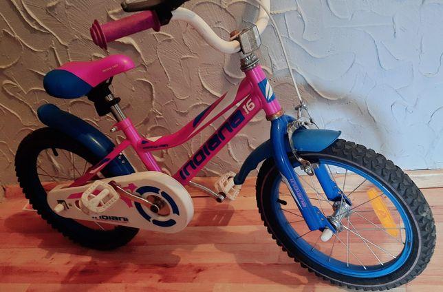 Rower dla dziecka.