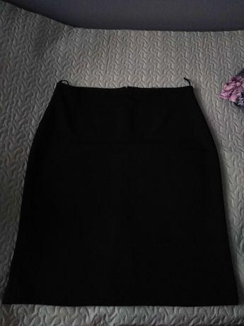 Spódnica w rozmiarze 48-50 (4-5XL) kolor czarny