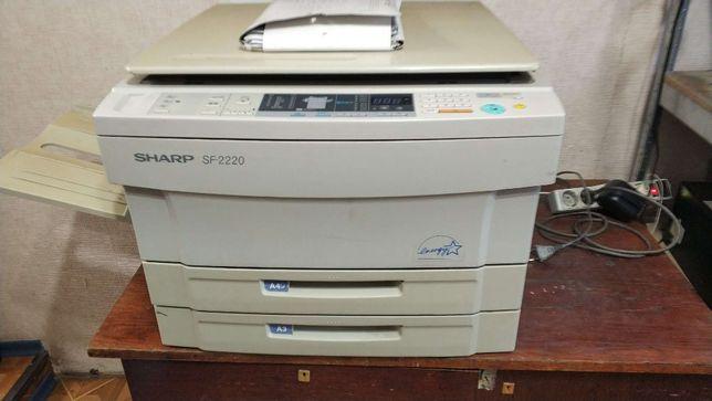 Ксерокс SHARP SF2220 б/у