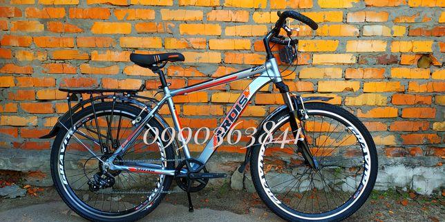 """Велосипед новый гибрид Ardis Colt CTB 26"""" алюминиевая рама 19"""""""