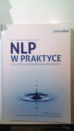 NLP w praktyce Steve Bavister,Amanda Vickers