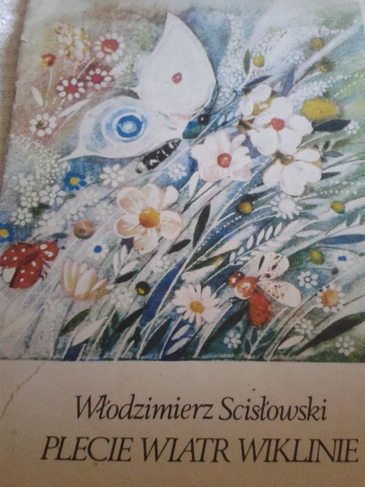 Włodzimierz Scisłowski PLECIE WIATR WIKLINIE klasyka dla dzieci Poznań - image 1