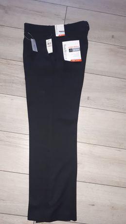 Spodnie męskie vanheusen eleganckie 32/30