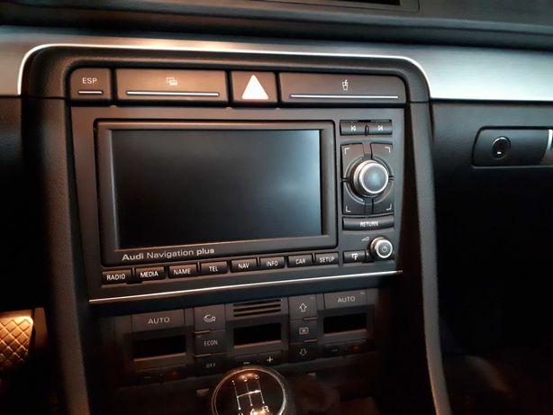 Nawigacja RNS-E LED Audi Navigation Plus Radio A4 B6/B7 Seat Exeo
