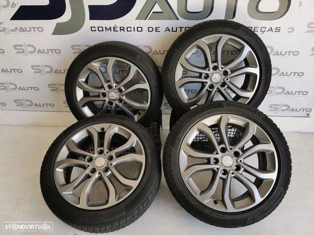 Jantes Originais Mercedes 17 - Avantgarde 5X112