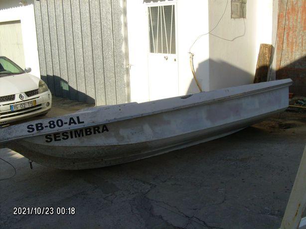 barco fibra 3.80m barato