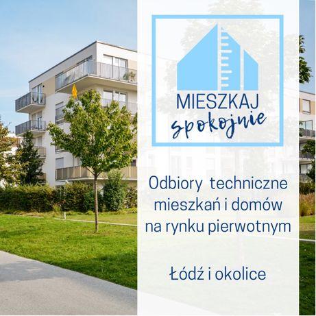 Inspektor odbiory techniczne mieszkań i domów Łódź odbiór dewelopera