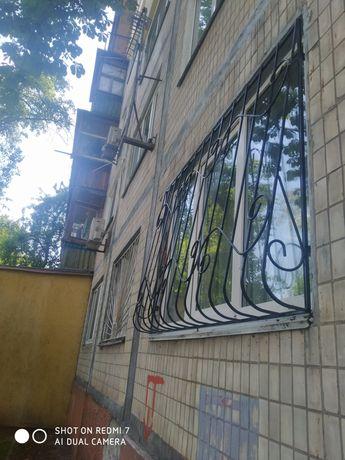 Решетки на окна перила ограждения на балкон сварочные работы
