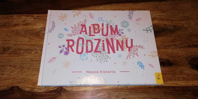 Album rodzinny, historia rodziny, prezent dla niemowlaka i rodzicow