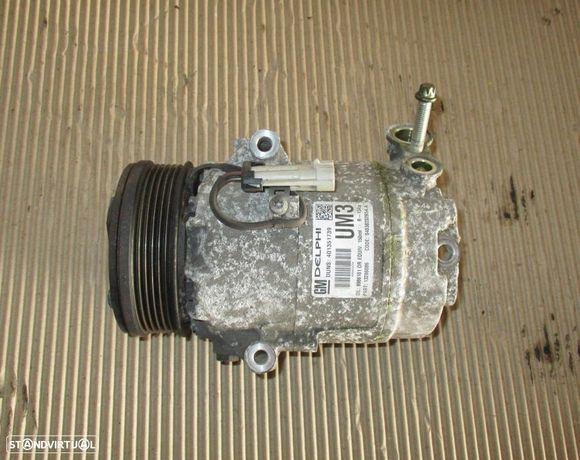 Compressor de ac para Opel Astra H GTC 1.7 cdti 125cv (2008) 401351739 13286086
