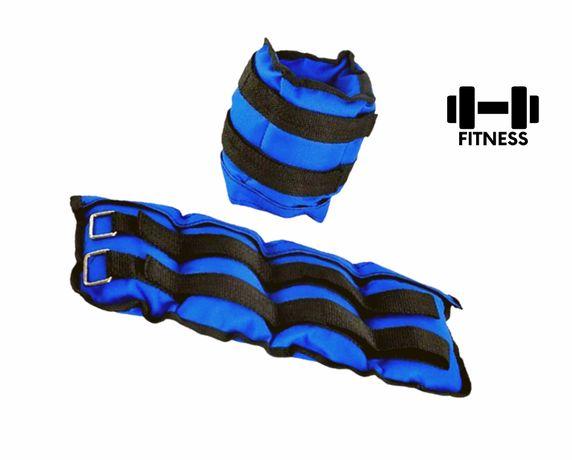 OBCIĄŻNIKI NA KOSTKI ciężarki siłownia obciążenie siłownia
