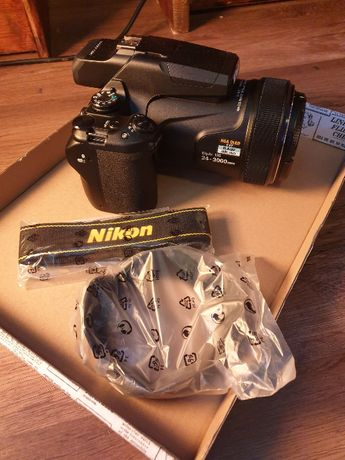 Aparat Nikon coolpix p1000
